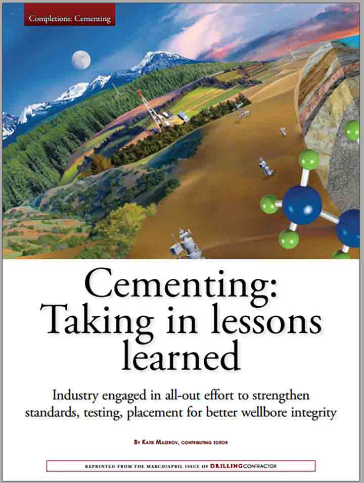 Cementing: Taking in Lessons Learned