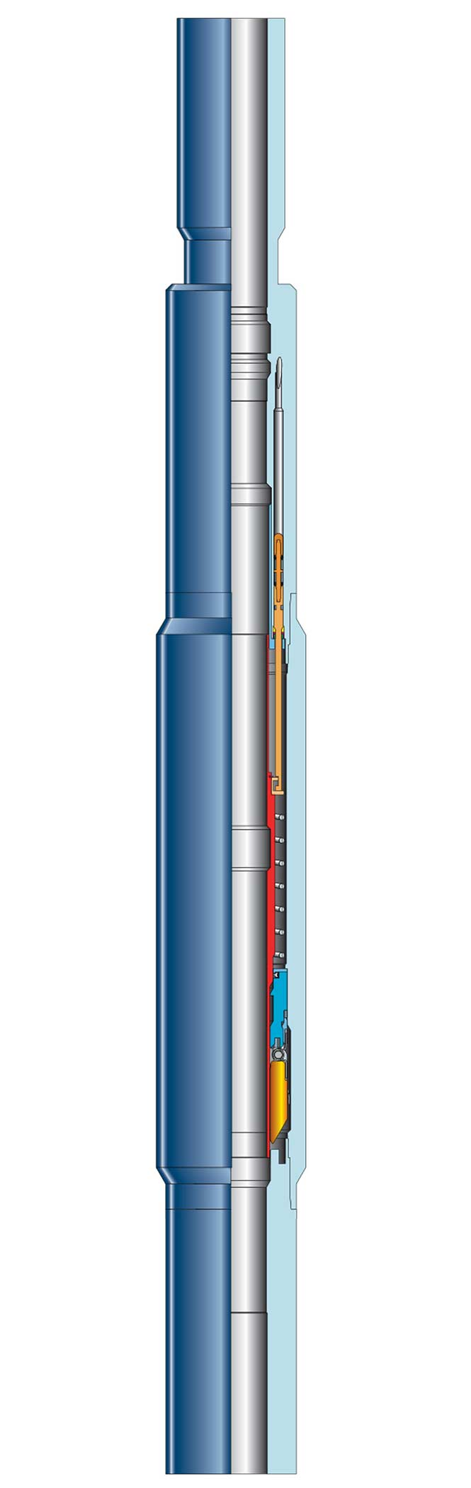 The TRMAXX series subsurface safety valve enables fullbore access and  maximum flow rates with the security of a proven emergency well shut-in system for safe, long-term operations.
