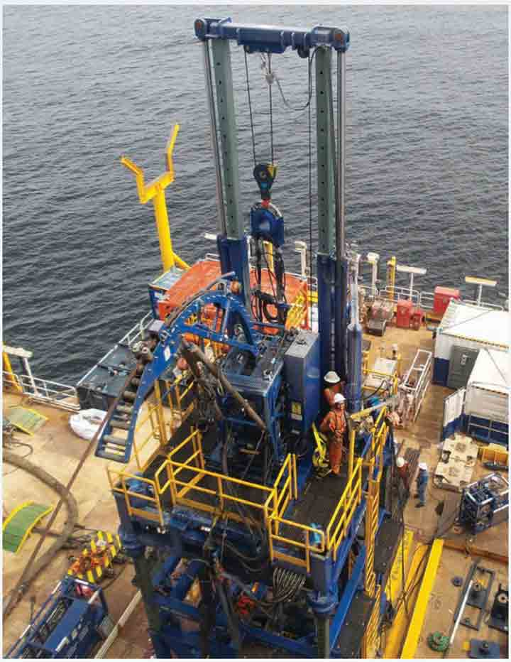 Teamwork, Collaboration Deliver Technological Success for Complex Deepwater TLP Project