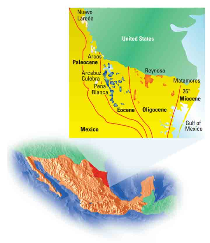 Field Studies Guide PEMEX Burgos Basin Natural Gas Drilling Project
