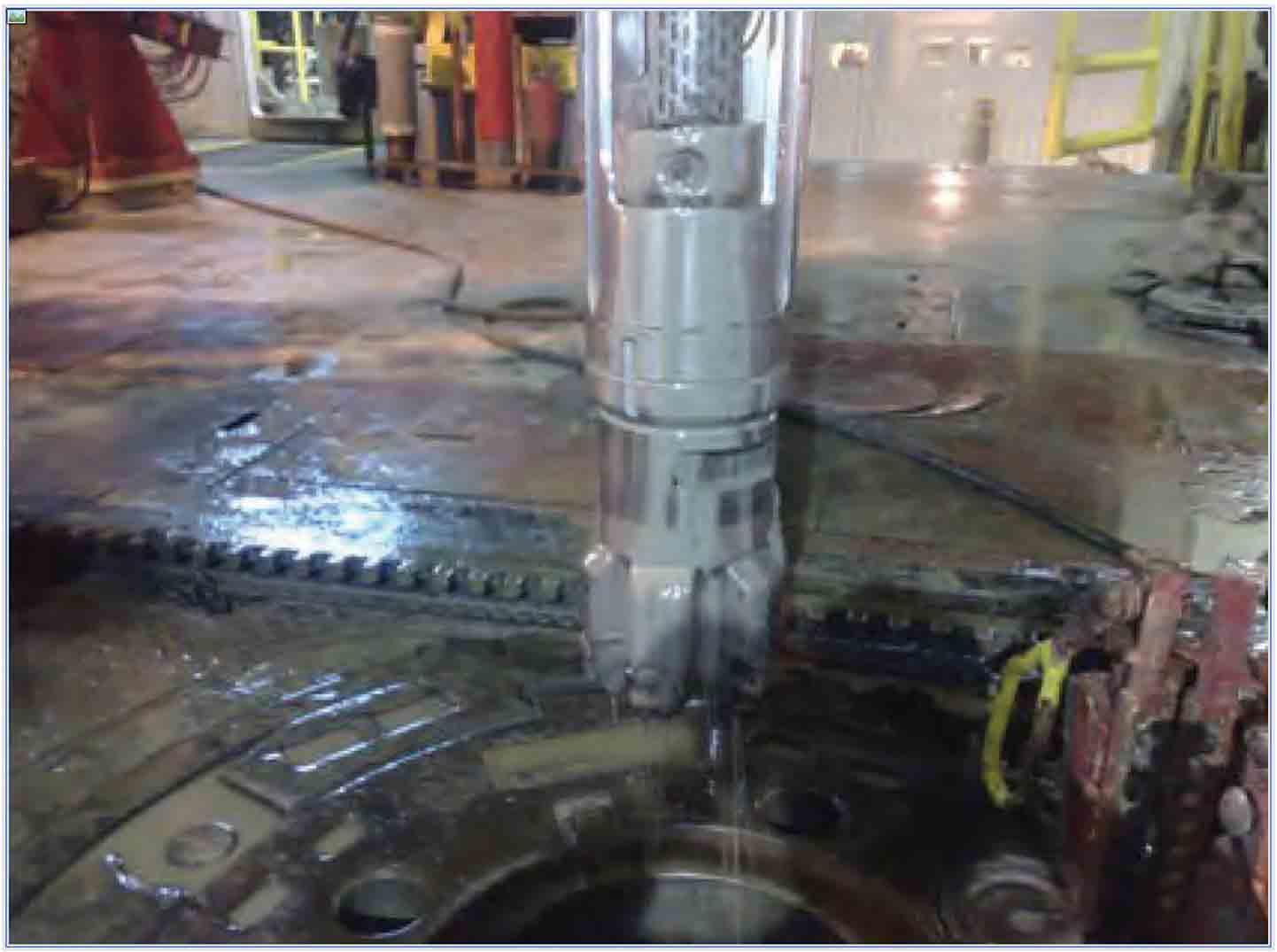 KLA-SHIELD System Enhanced with New Sealant Successfully Debuts in Saudi Arabia, Drilling Problem Shales
