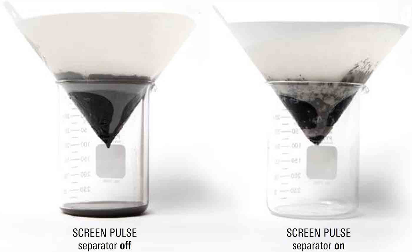 SCREEN PULSE Separator Saves USD 137,000 in Fluid Recovery and USD 47,000 in Waste Disposal Costs