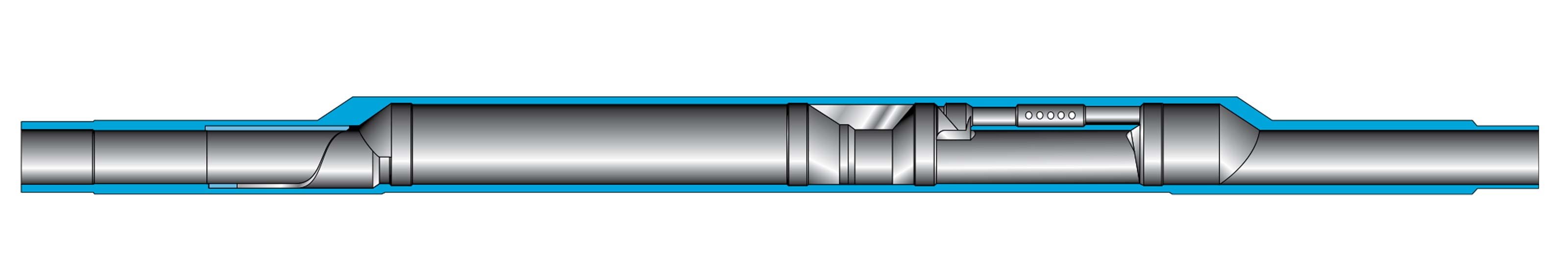 KGB Series Side Pocket Mandrel