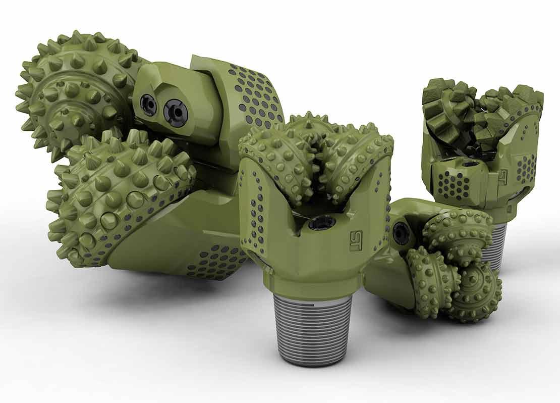 Xplorer premium roller cone drill bit