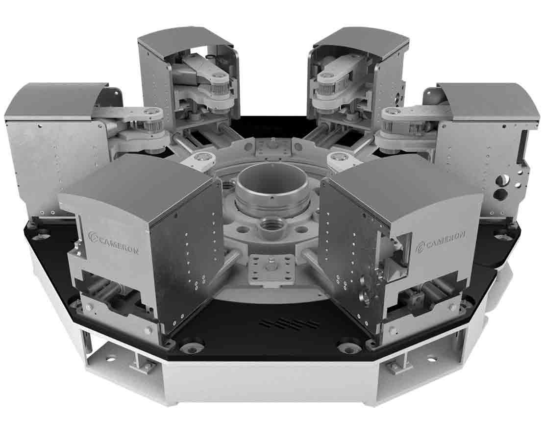 Robo-Spider system 3D model