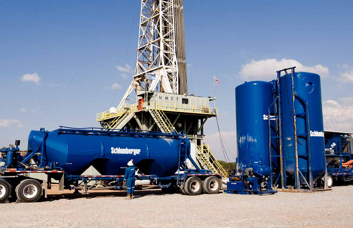 Cementing Services | Schlumberger