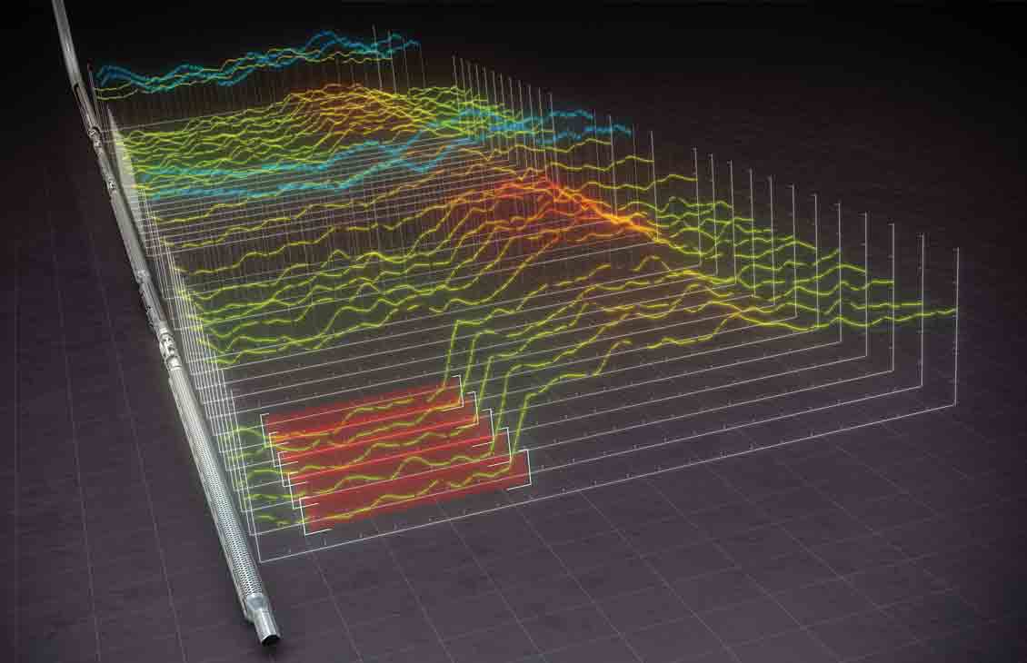 WellWatcher Flux multizonal reservoir monitoring system