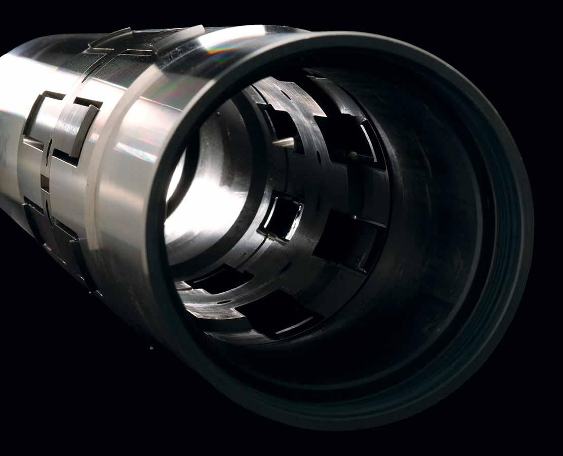 MFIV-II mechanically controlled isolation valve