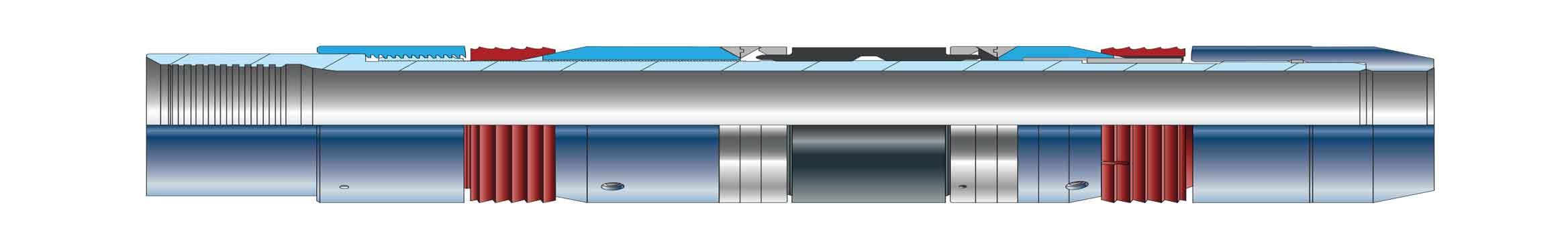 BluePack Max PW-V3 packer.