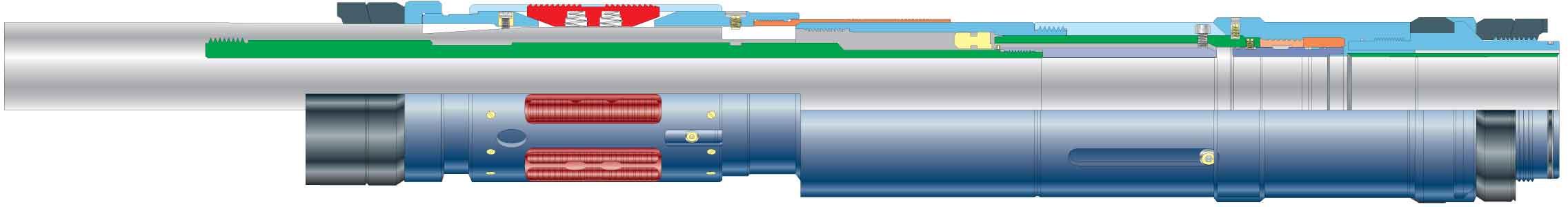 QUANTUM HS retrievable hydraulic-set sealbore production packer