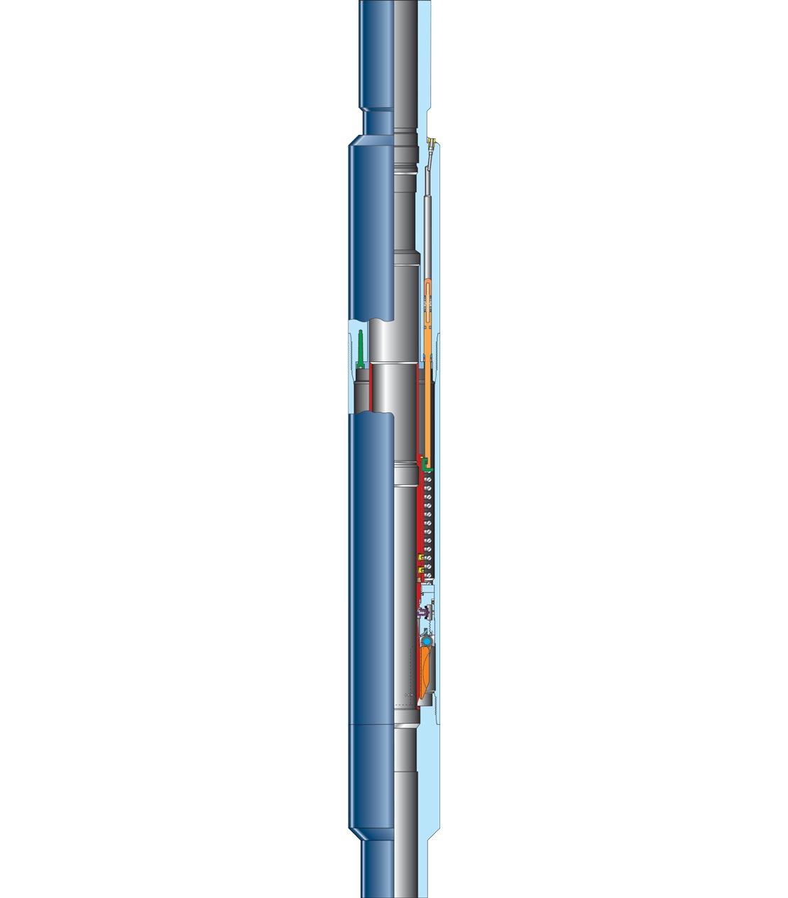 TRM-4 Series Reduced OD Safety Valves
