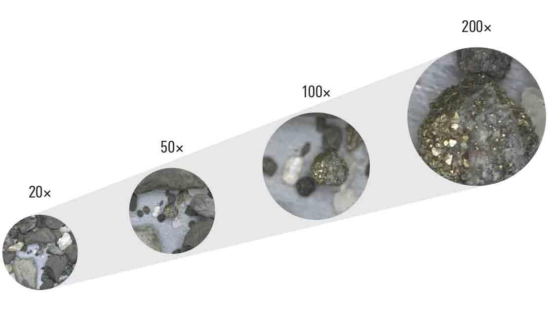 HRDM quantification using the EcoFlex service