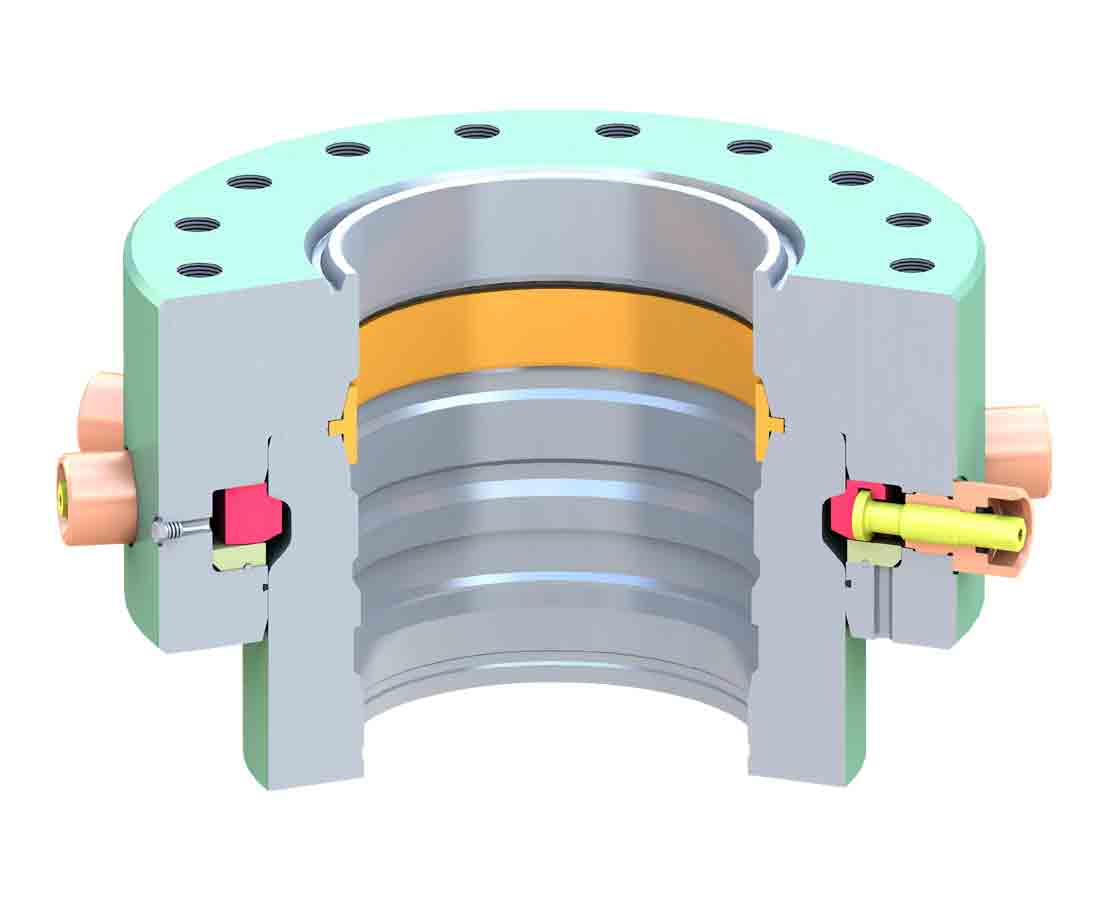 FastLock Quick Wellhead Connector