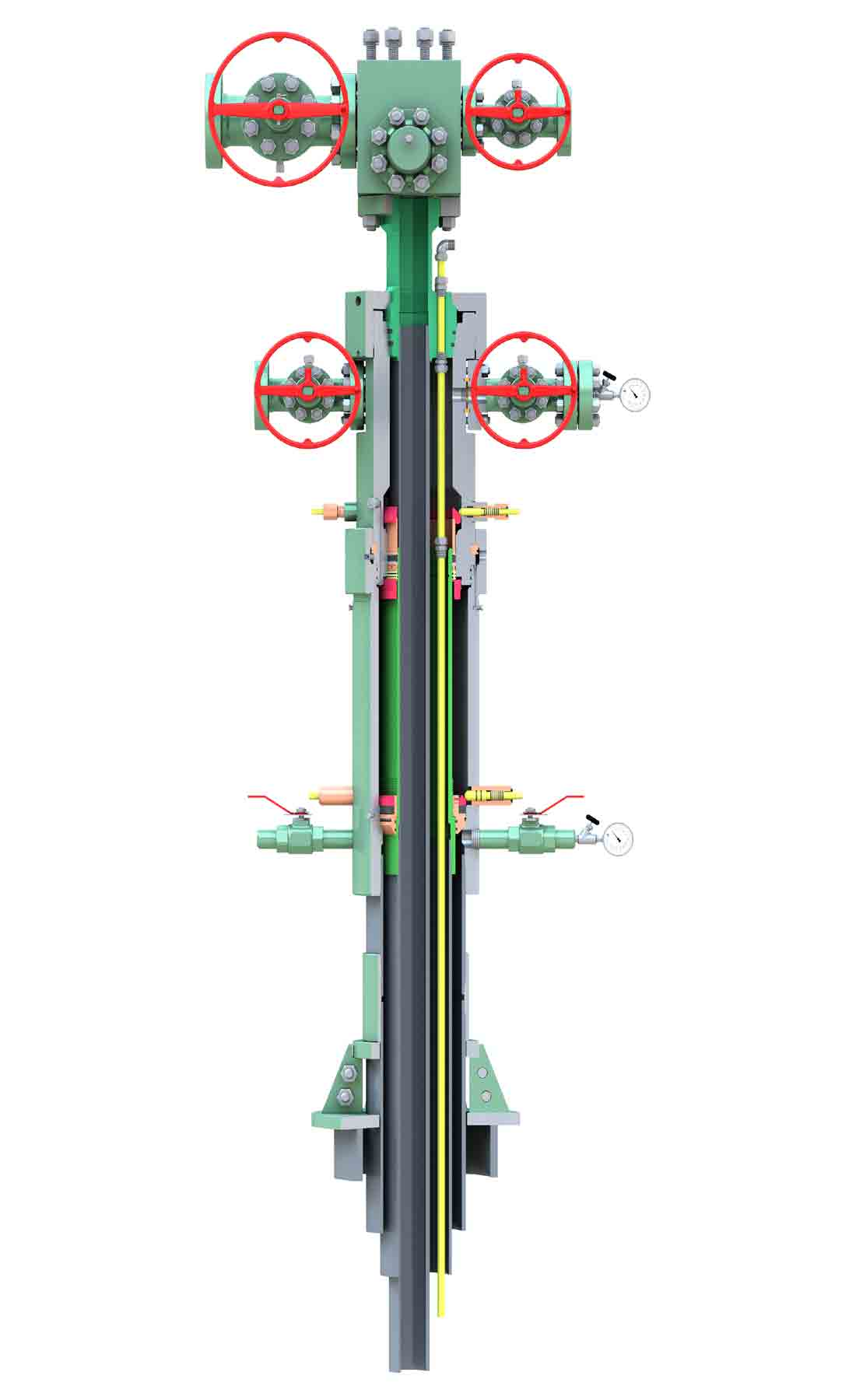FC Fast-Connect HT Wellhead System