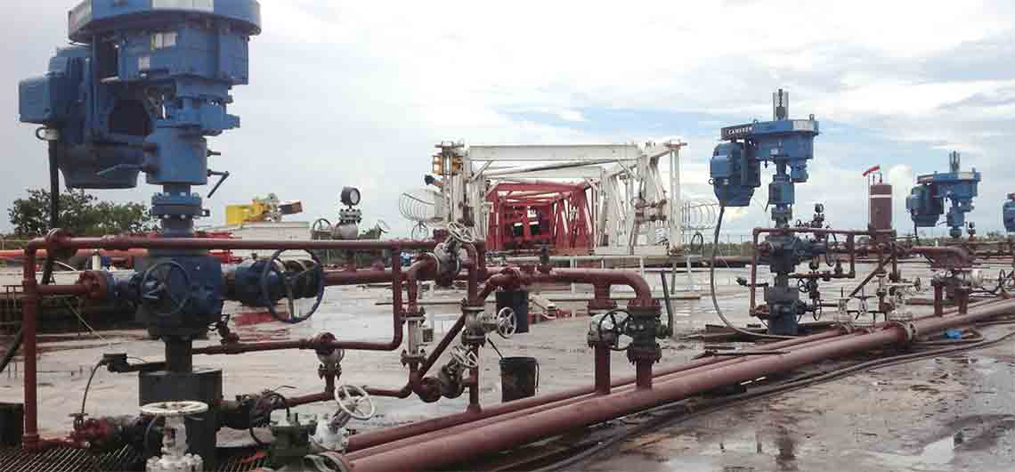 Heavy Oil Wellhead Systems