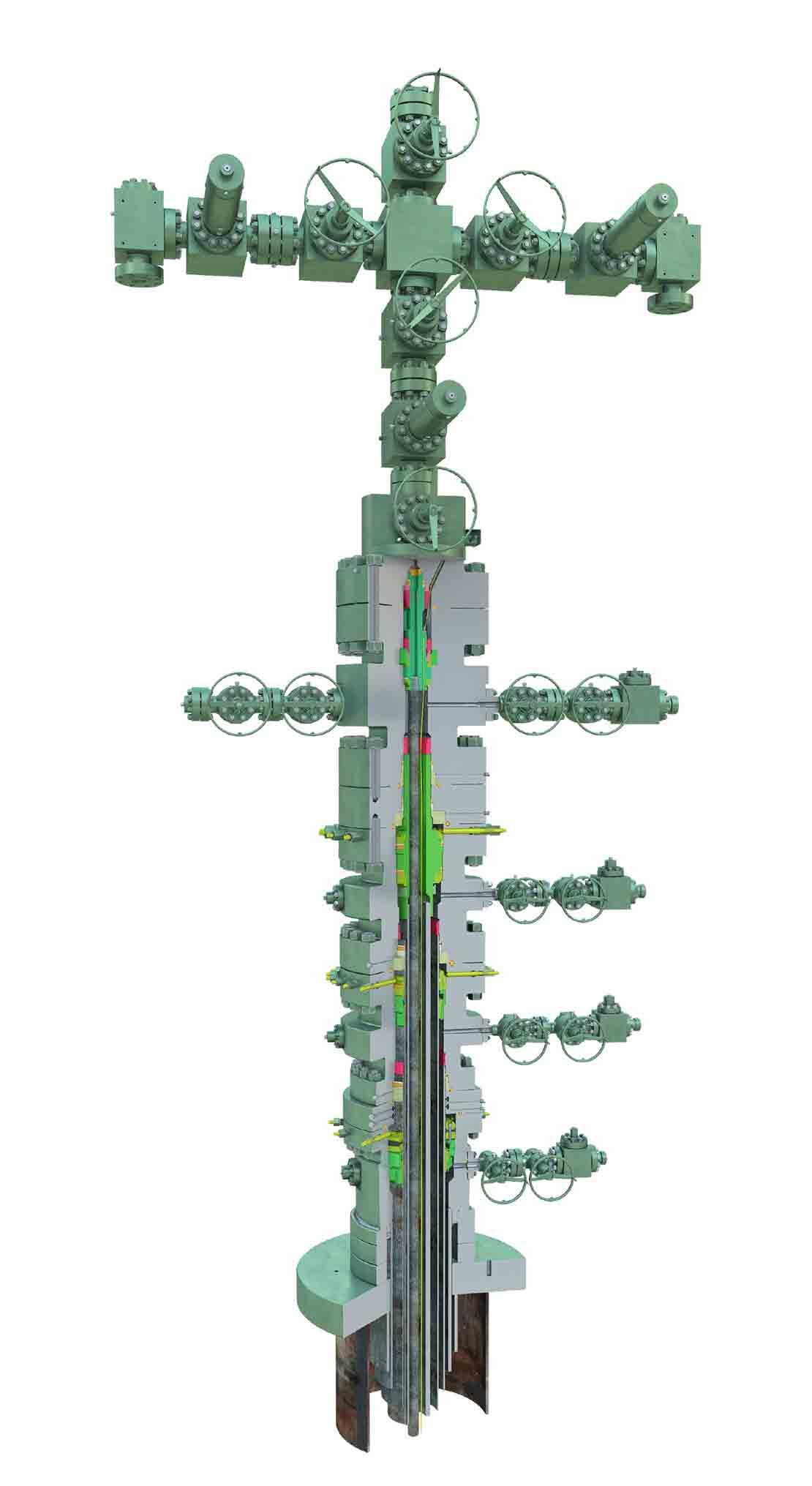 HPHT Wellhead System