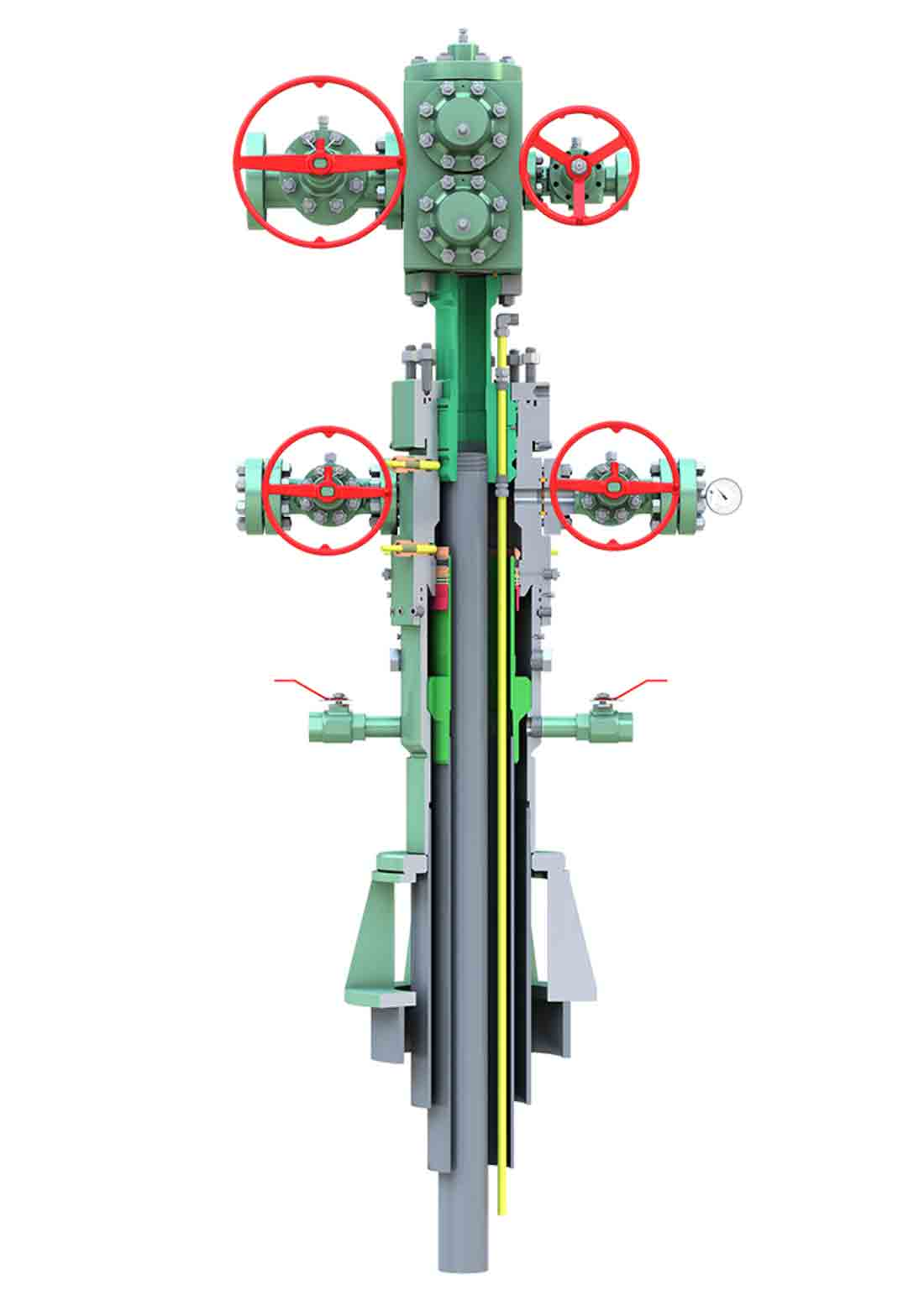 QC Quick-Connect Wellhead System