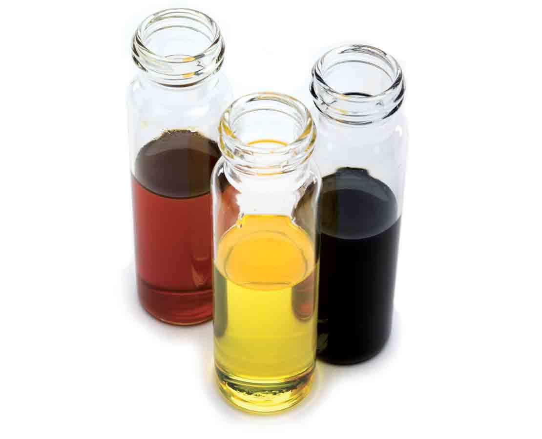 Fluid samples