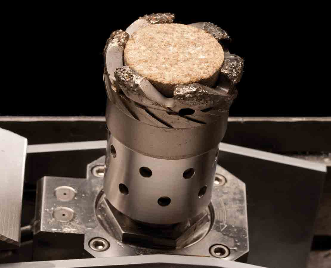 XL-Rock large volume rotary coring service