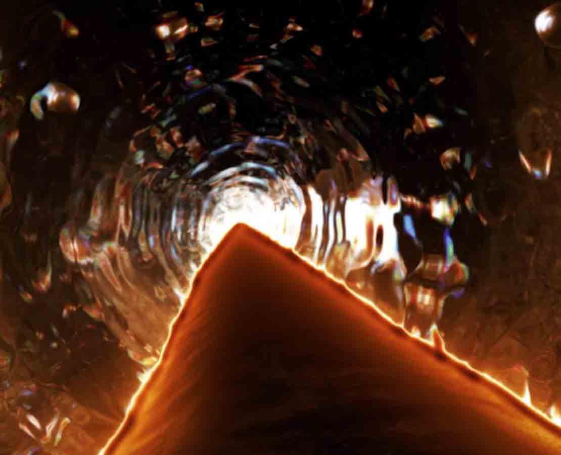 Image showing StreamLINE iX cable run downhole