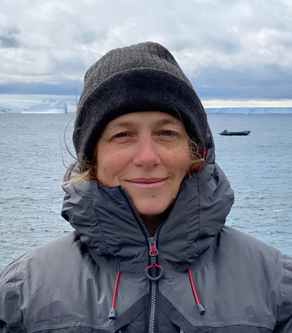 Karen Spenley, Schlumberger technology sustainability advisor