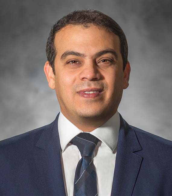 Schlumberger MENA President Tarek Rizk