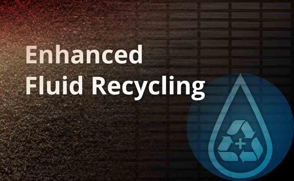 Enhanced Fluid Recycling logo.