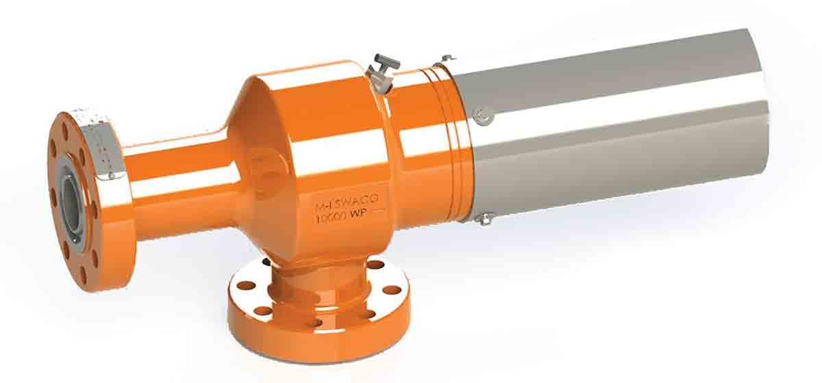 AUTOCHOKE pressure-balanced drilling choke