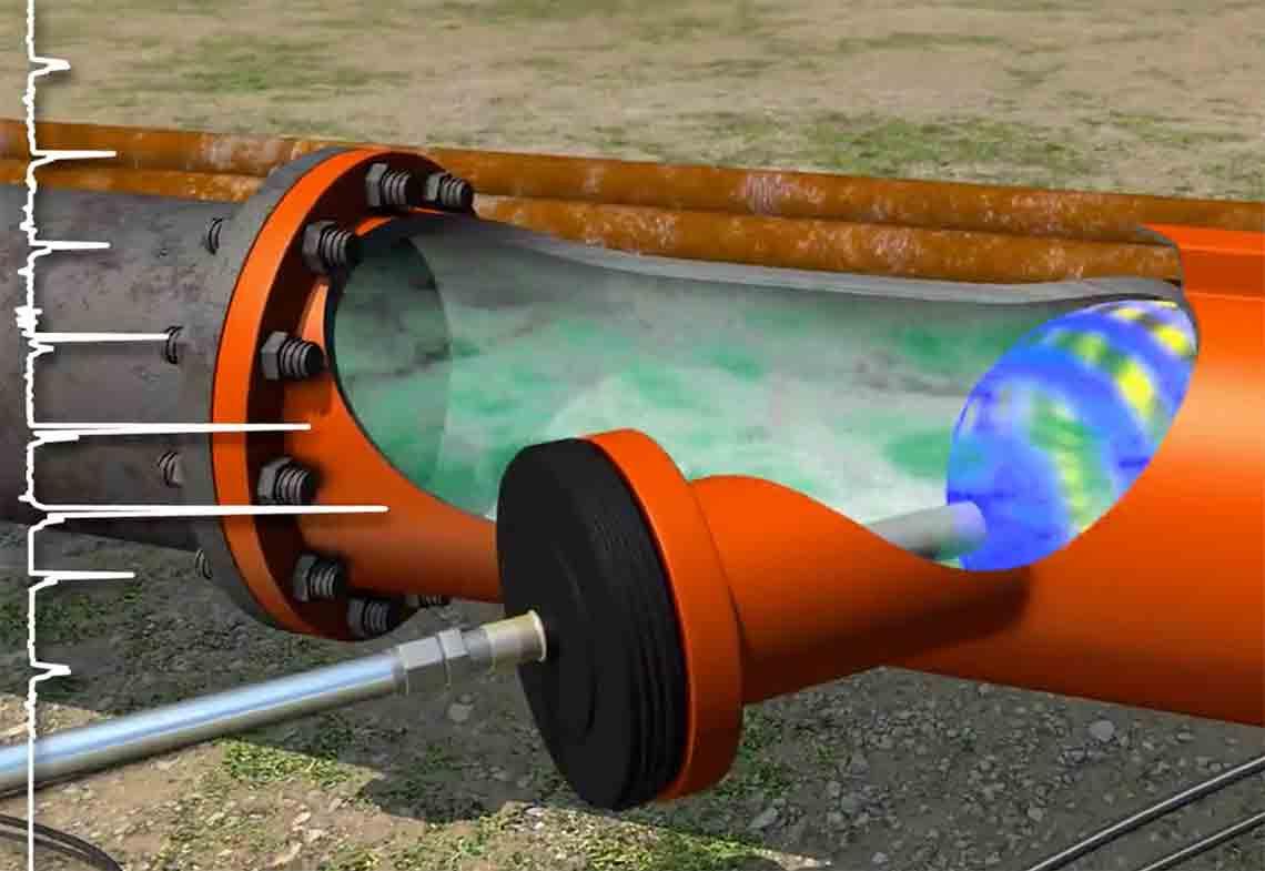 CARBONTRACKER gas flow measurement system