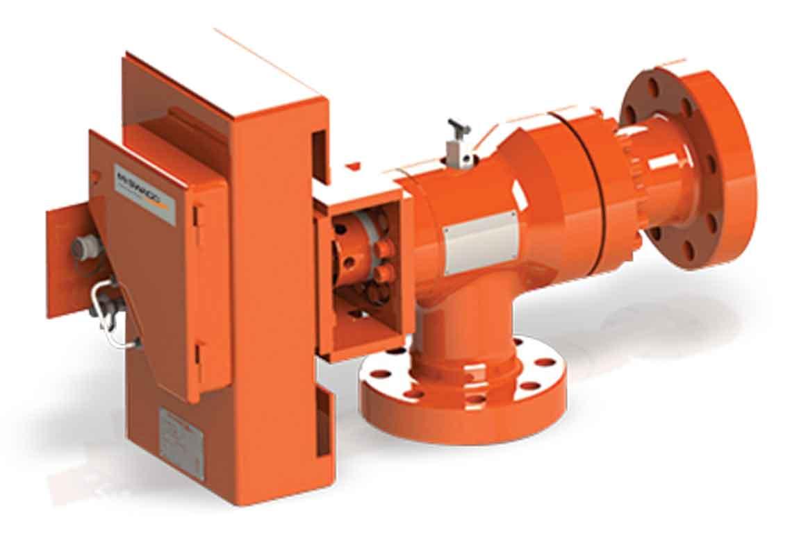 SUPERCHOKE high-pressure drilling choke control system