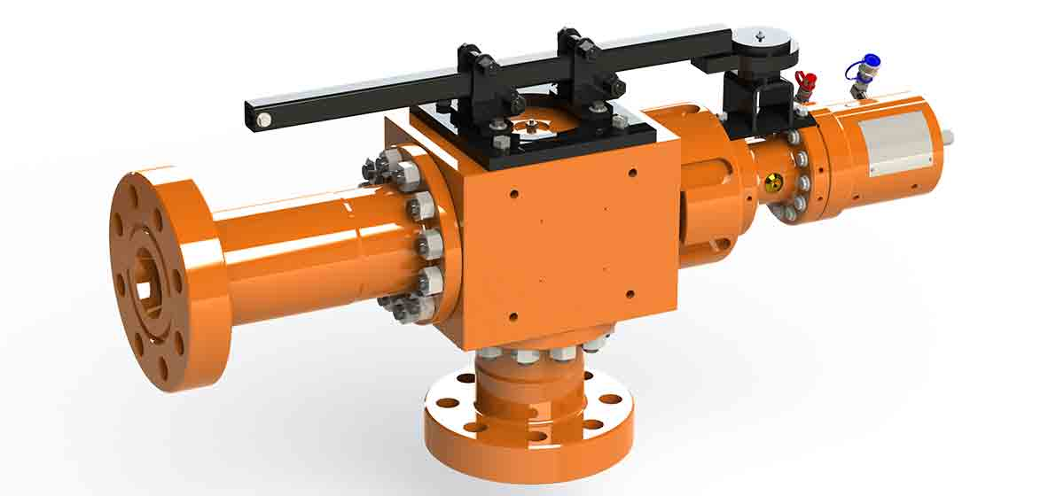 VERSA-CHOKE modular drilling choke technology