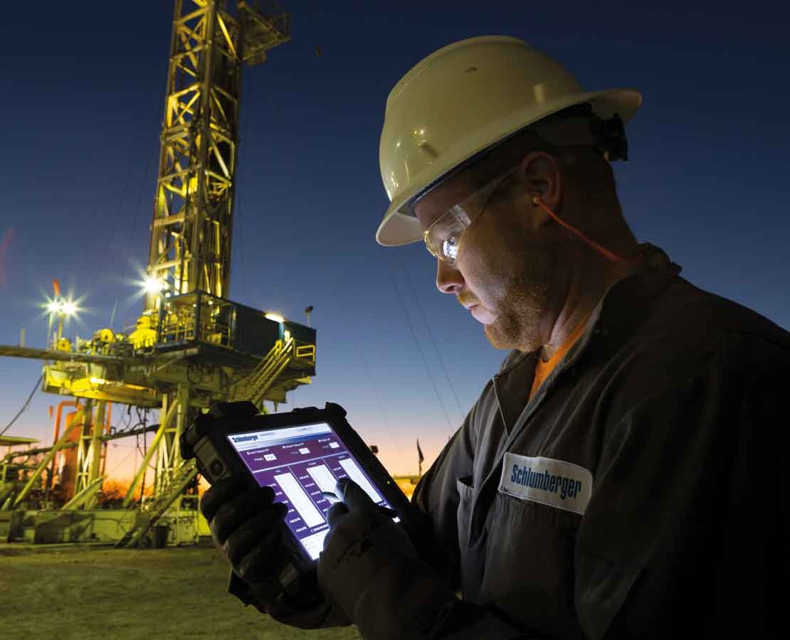 Chemical management software in the field