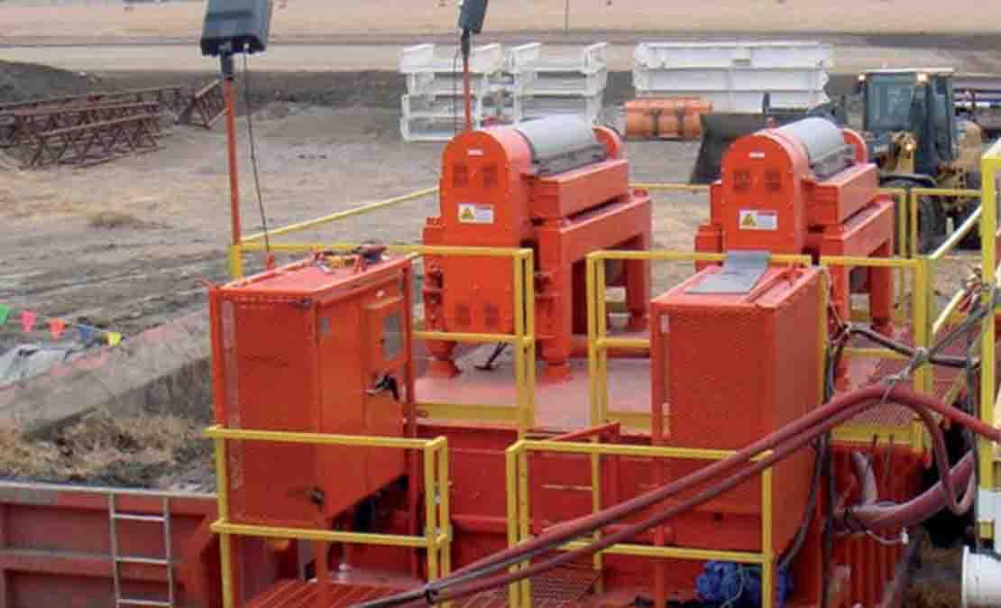 Orange centrifuge technology onshore.