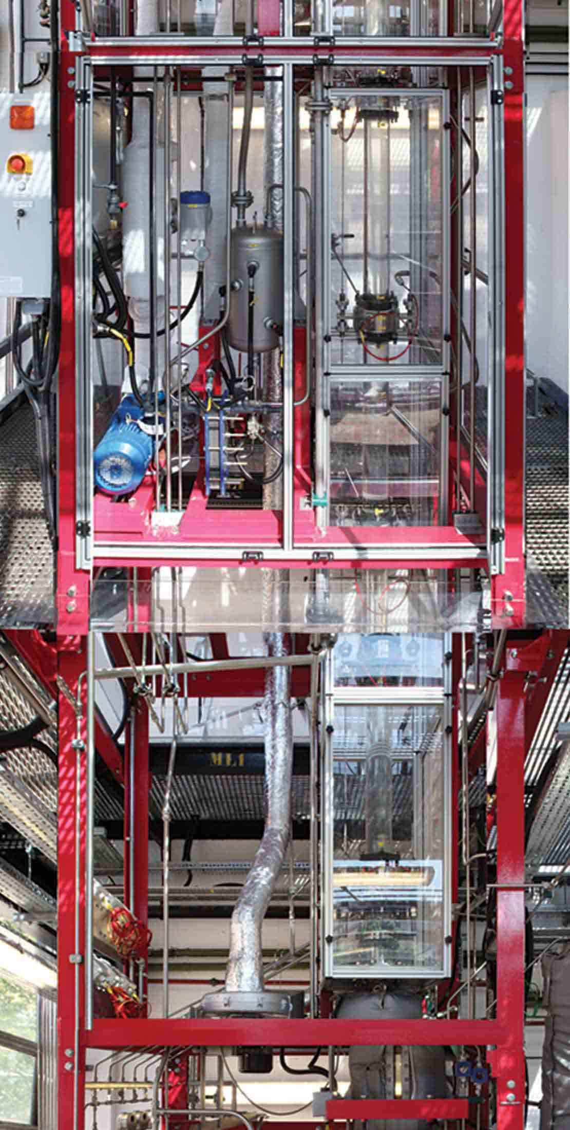 PUREMEG unit pilot plant installed at Schlumberger's MEG reclamation facility