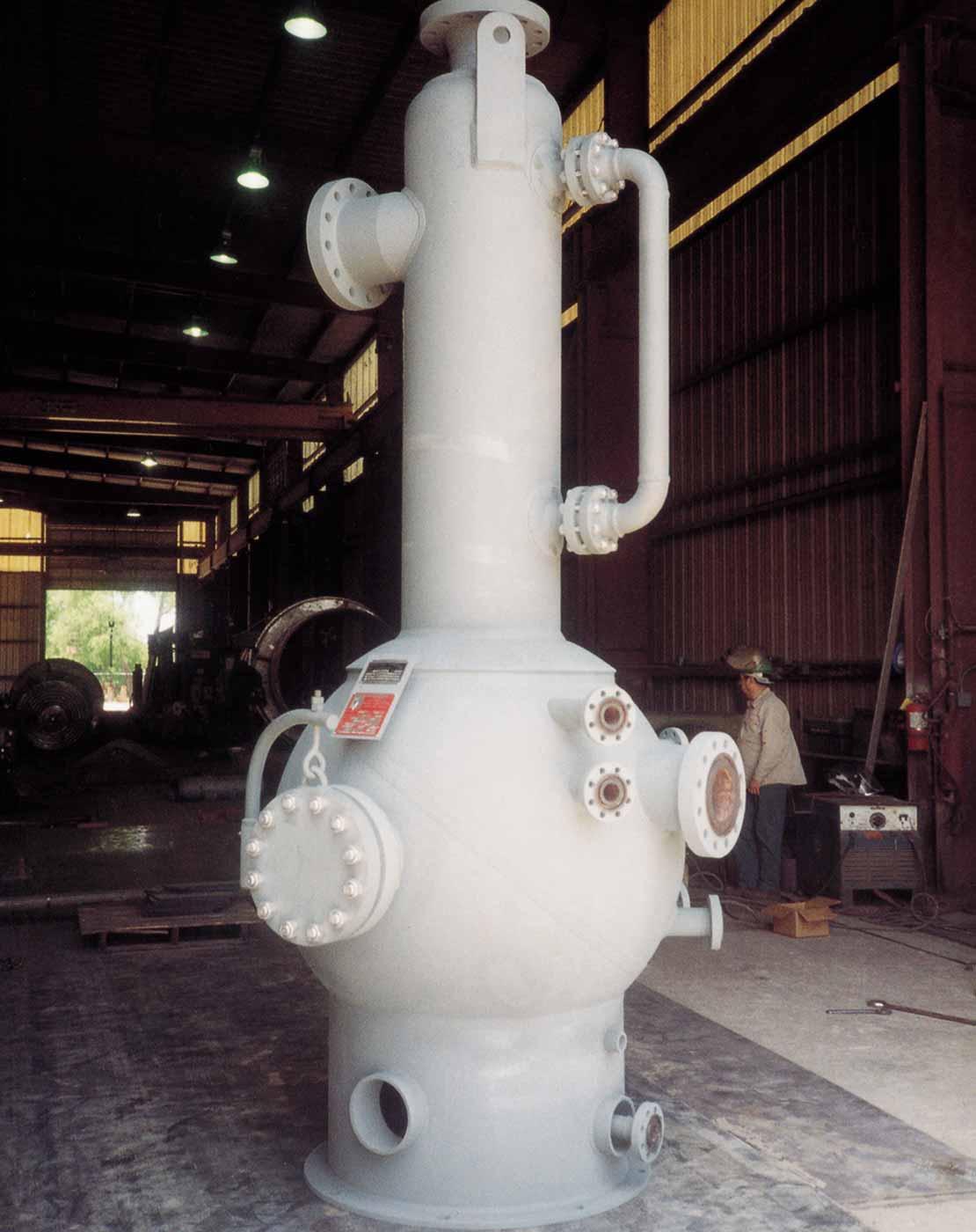 PORTA-TEST WHIRLYSCRUB V  gas scrubber