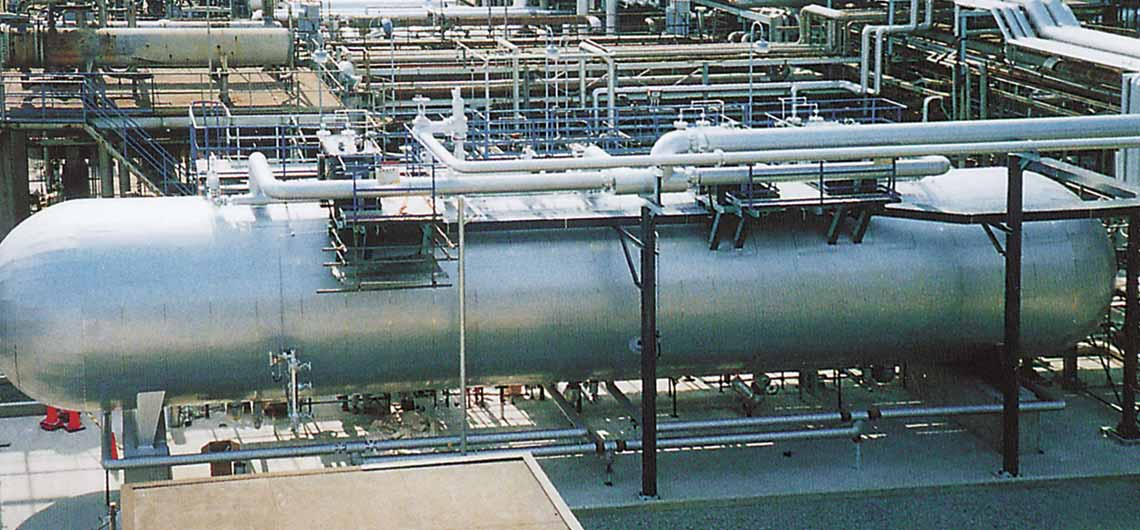 NATCO ELECTRO-DYNAMIC DESALTER technology in refinery in Japan