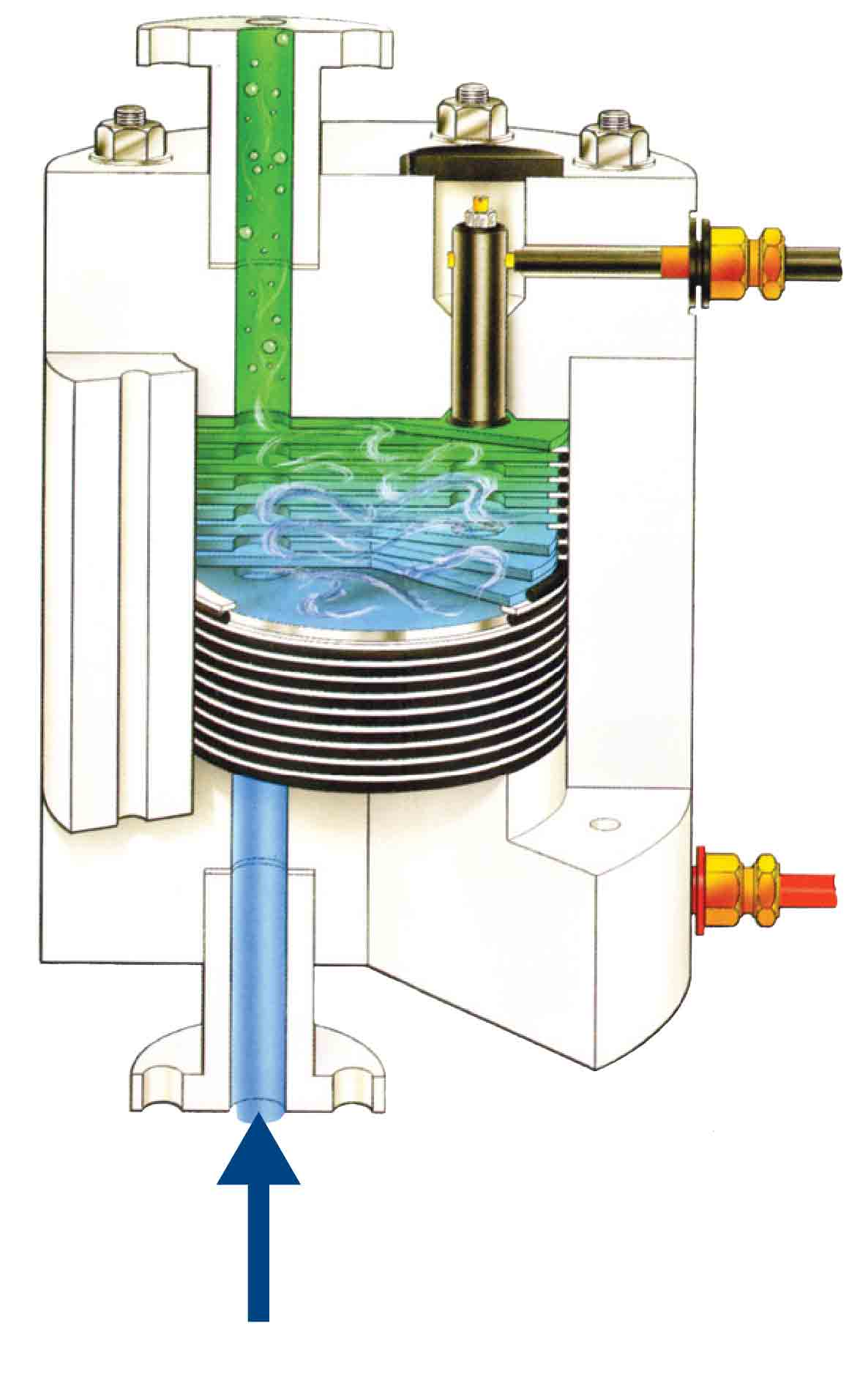 METROL SEA-CELL Electrochlorinator