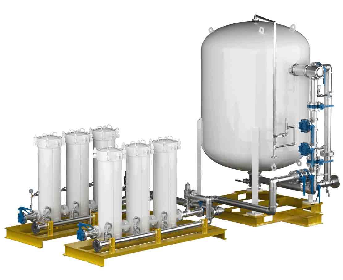 Advanced Regenerative Water Treatment Media
