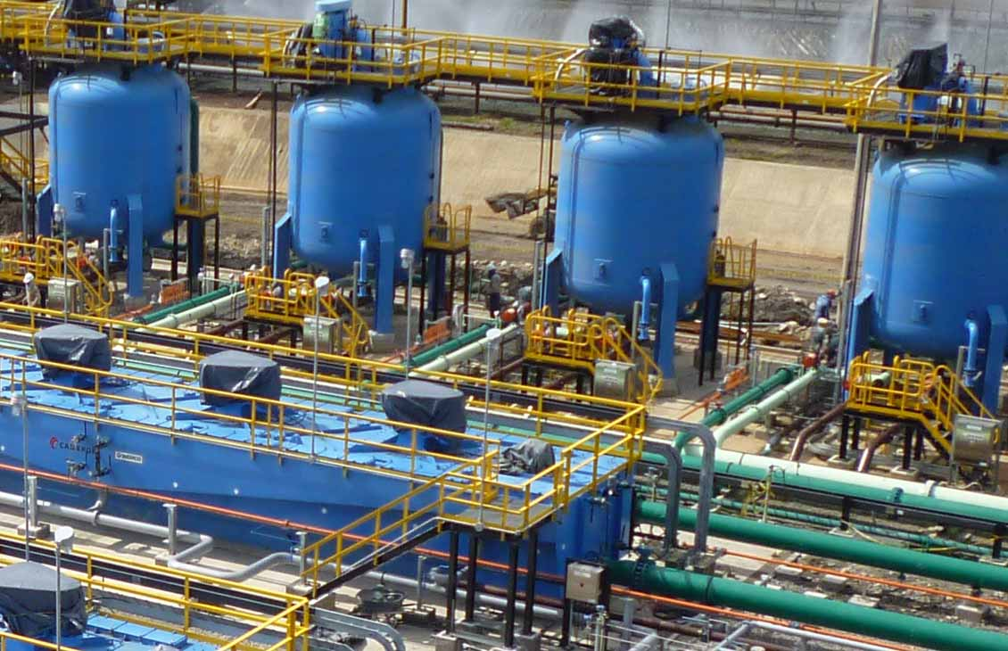 Oilfield Water Treatment - Well Production | Schlumberger