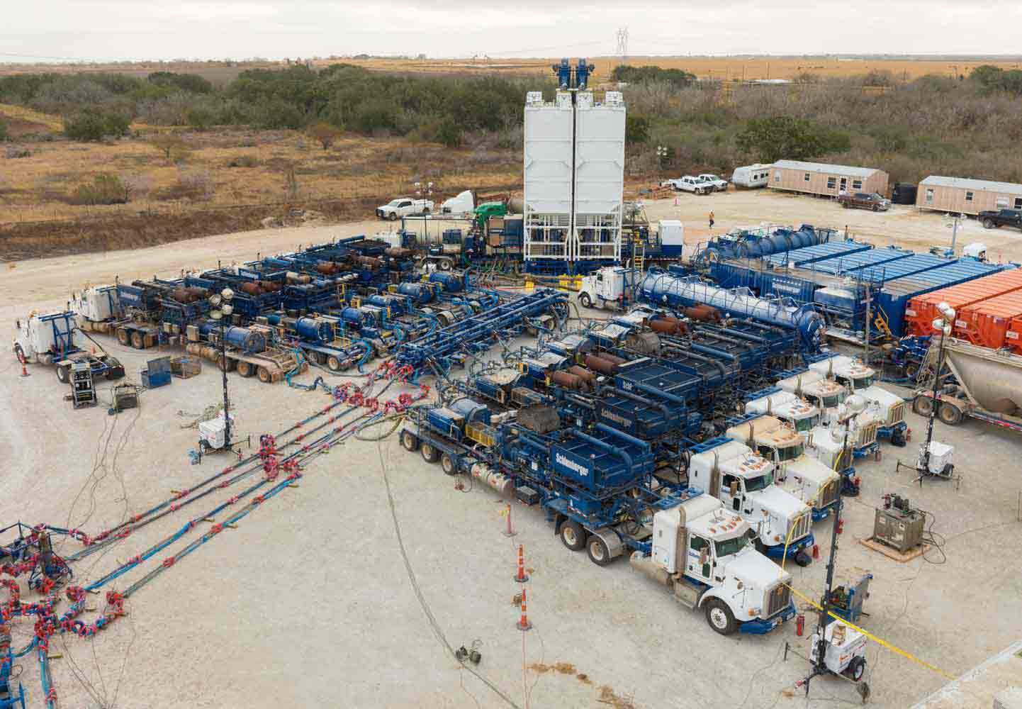 OneStim operation in the permian basin.