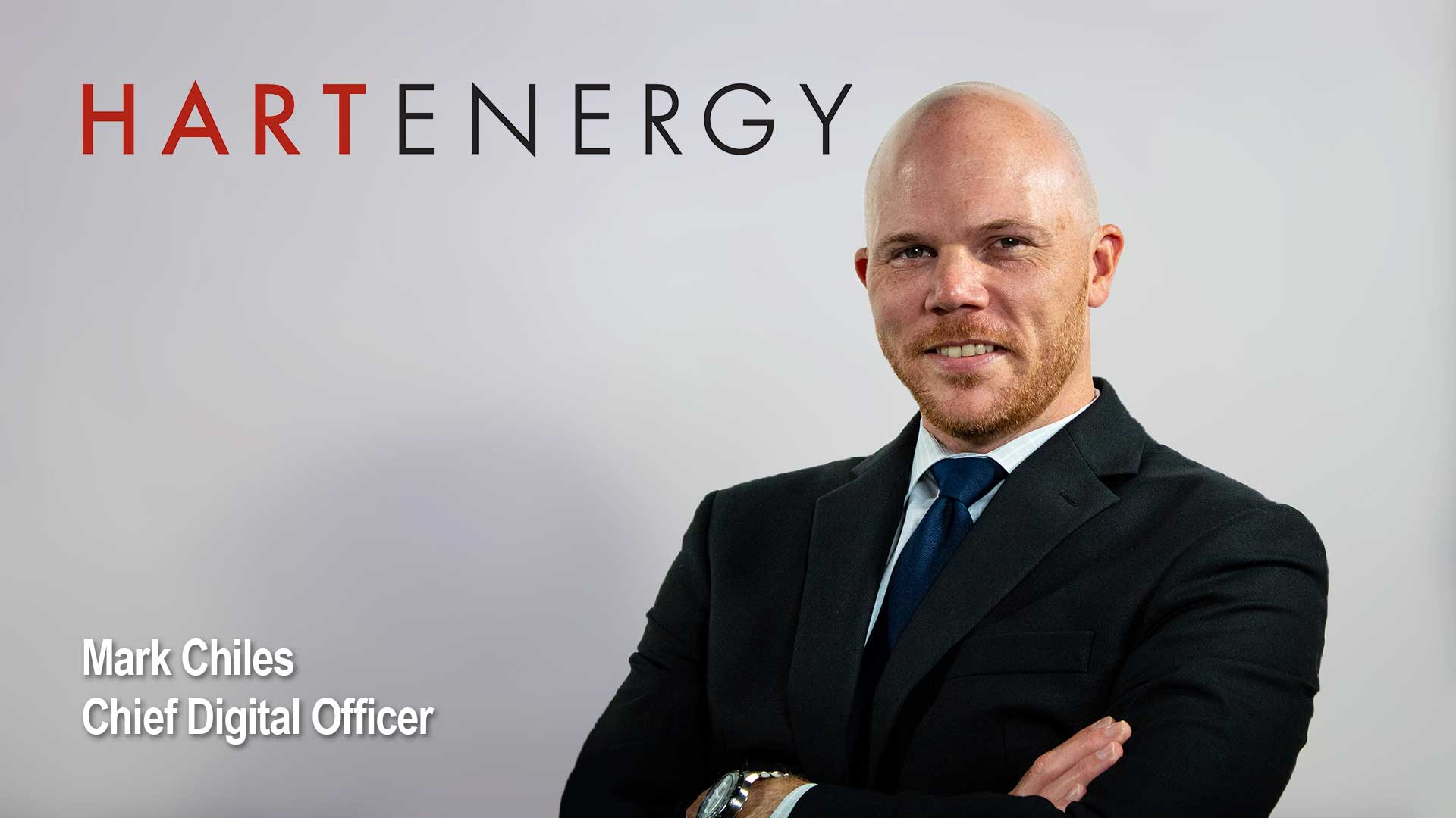 Photograph of Mark Chiles, chief digital officer at Hart Energy