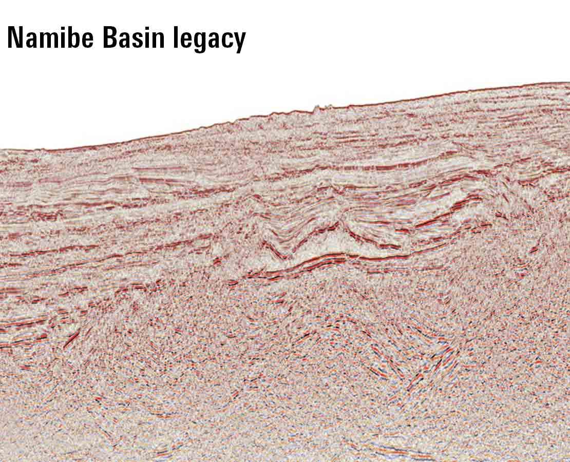 Namibe basin legacy
