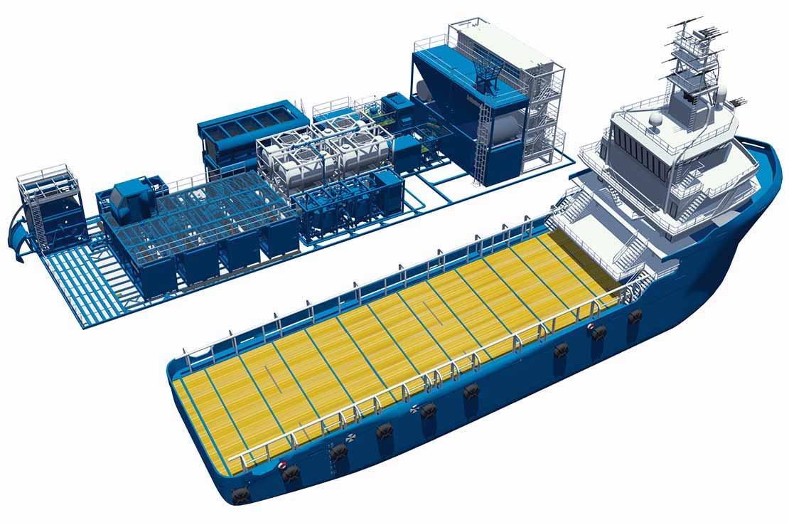 FlexSTIM Pronto offshore stimulation equipment system