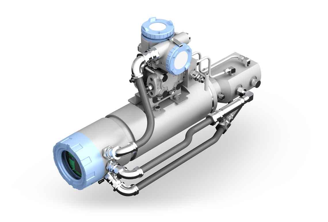 Modum Gas Metering Control System