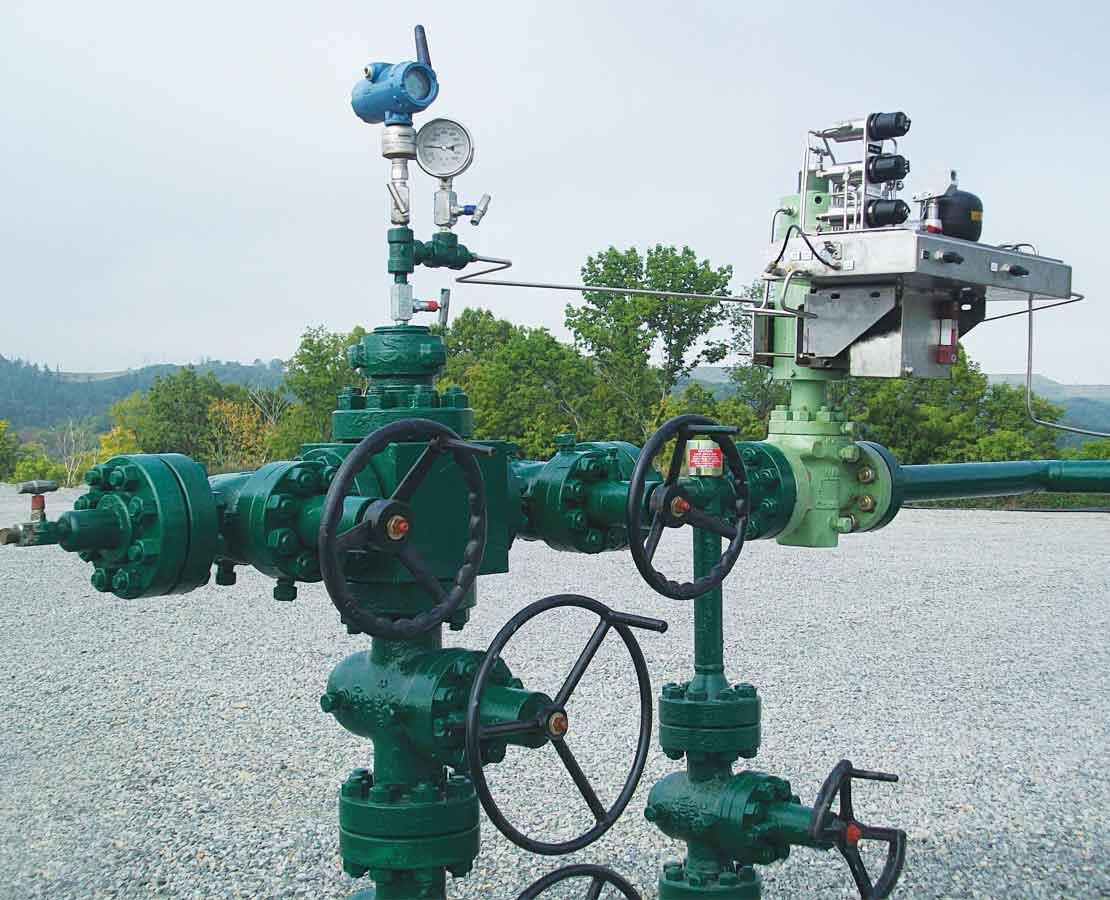 Safety shutdown valve control system