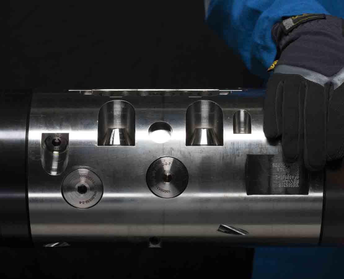 IRDV intelligent remote dual valve