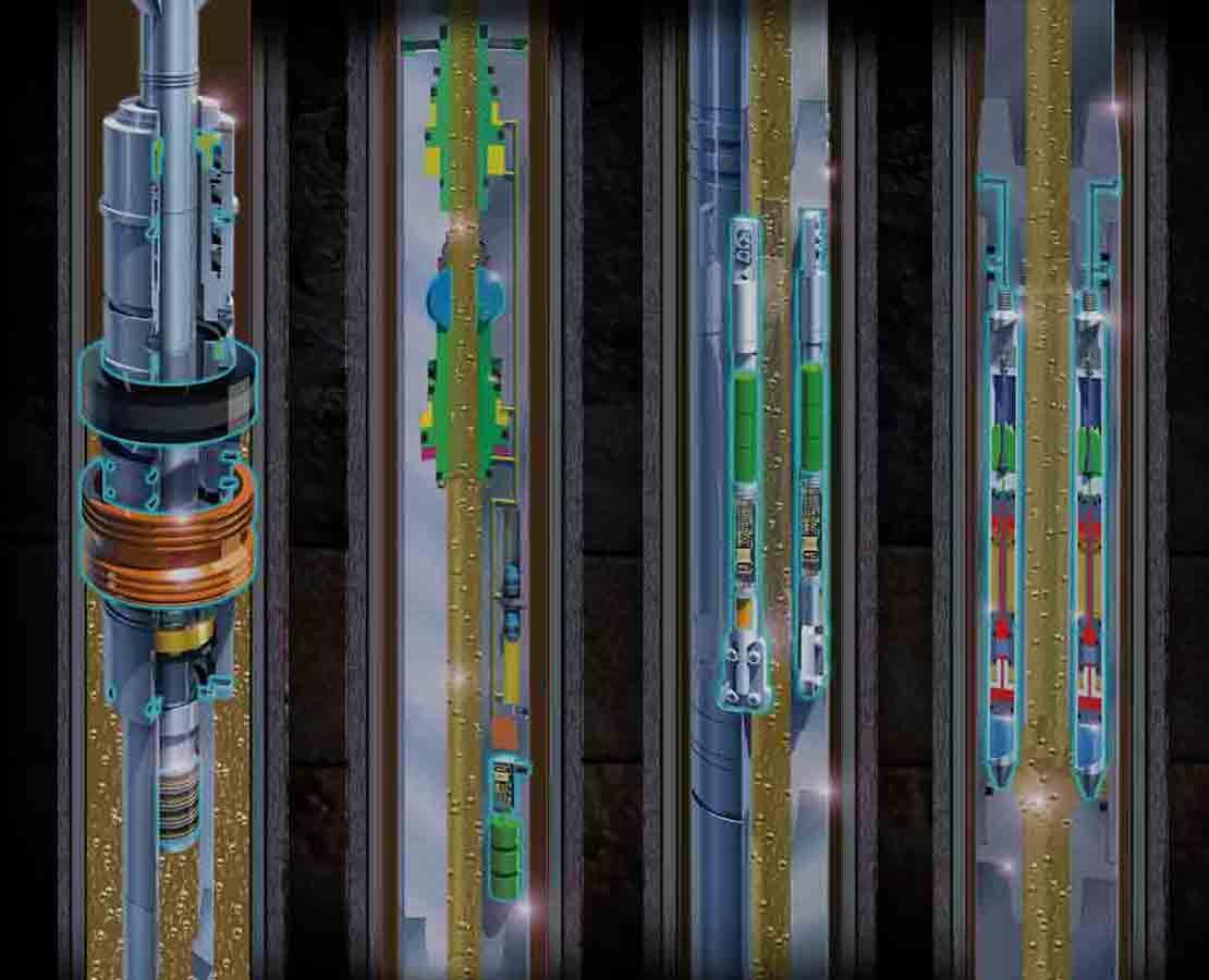 Quartet Downhole Reservoir Testing System