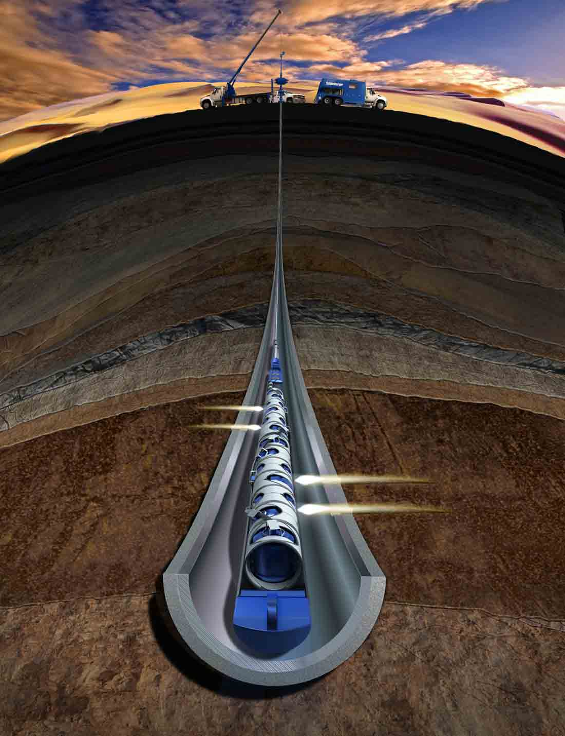 Control and monitor downhole operations with certainty.