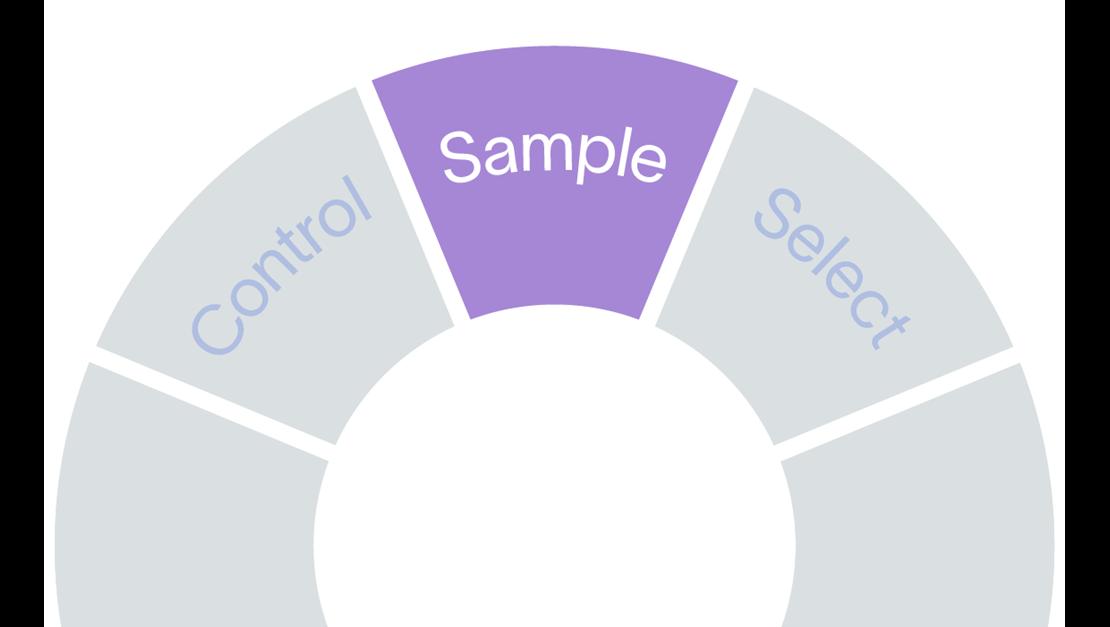 Image Symphony testing wheel  with Sample chosen