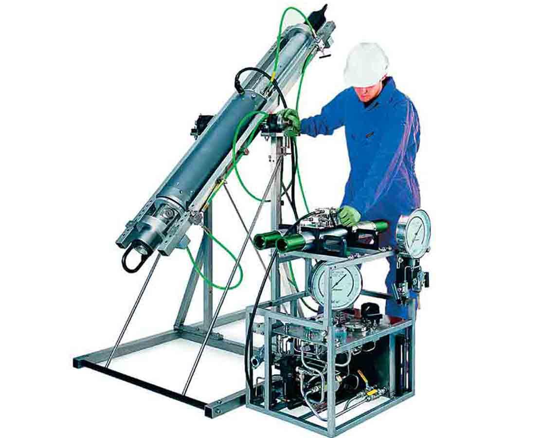 Openhole MDT Sample Transfer Equipment